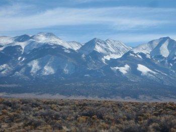 Colorado-Mountains