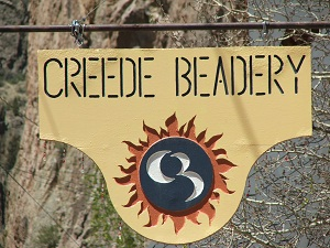 Creede-Beadery-Sign