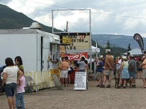 Logger-Days-Booths
