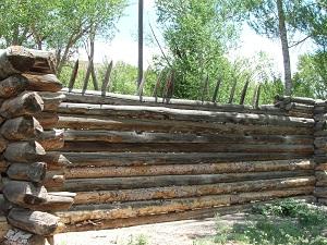 Pike's-Stockade