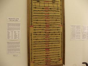 Rio-Grande-Museum-Barb-Wire-display
