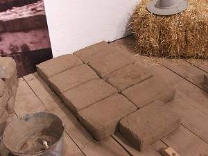 Adobe-bricks