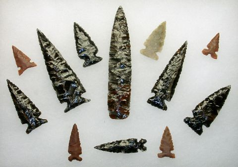 Arrow-head-collection
