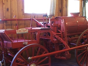 Creede-Museum-Fire-Engine