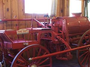 Creede-Museum-Fire-Engine