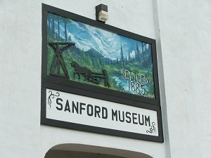 Sanford-Museum-Sign