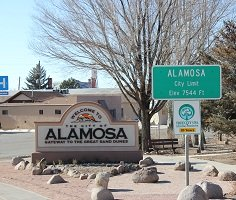 Alamosa-sign