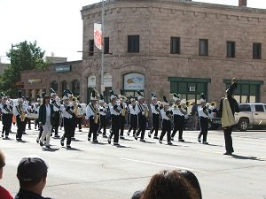 Ski-Hi-Stampede-Parade-Marching-Band